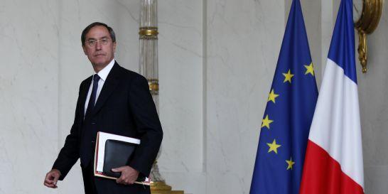 Ci-dessus : le président de la République, Claude Guéant