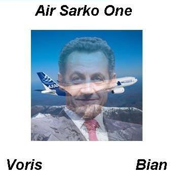 air-sarko-one
